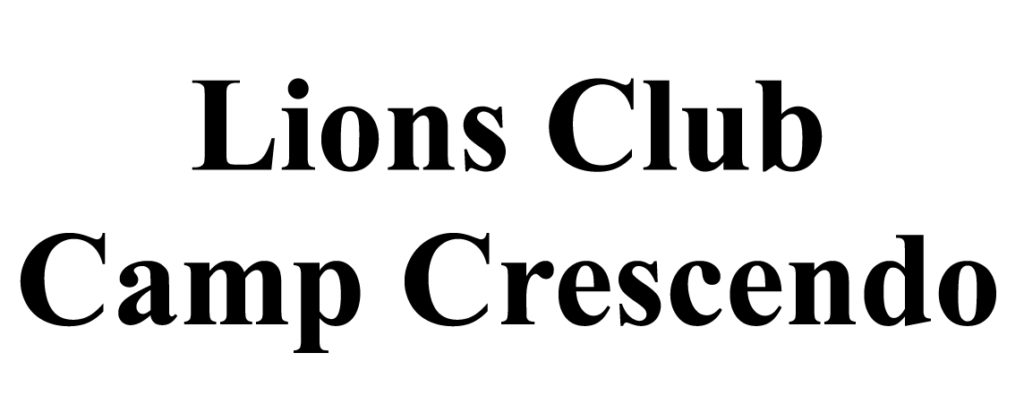 Lions Club Camp Crescendo